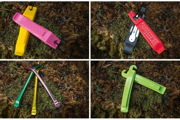 6 of the best: tyre levers