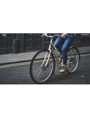 If you plan to cycle at a gentle pace, bike specific clothes may not be necessary