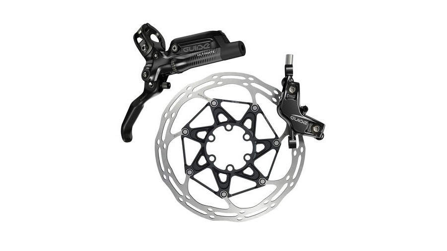 SRAM's Guide Ultimate brakes