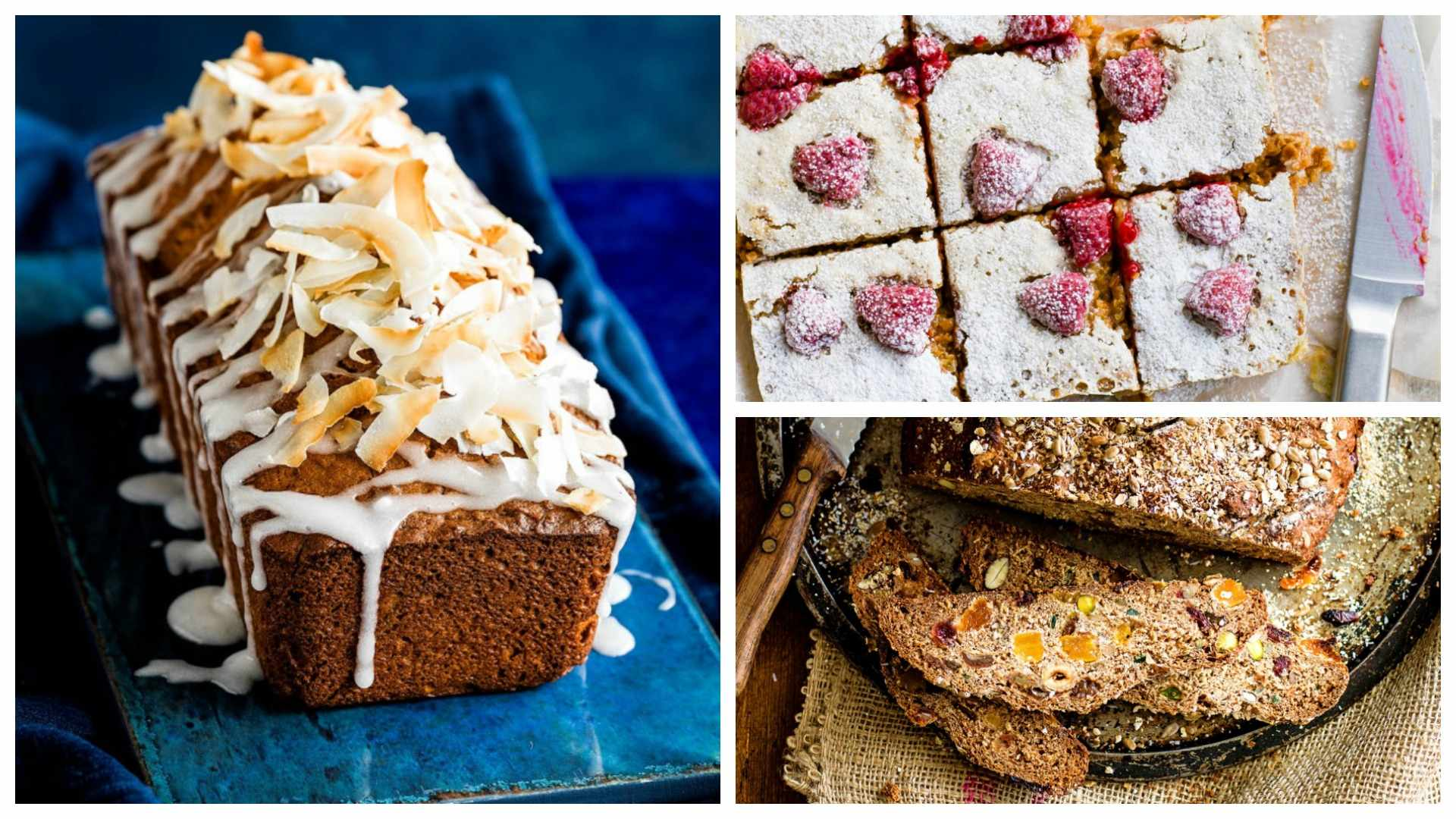 The best flapjack and breakfast loaf recipes for cyclists
