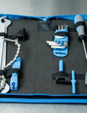 There's actually only 20 pieces in this kit when you include all the individual hex keys