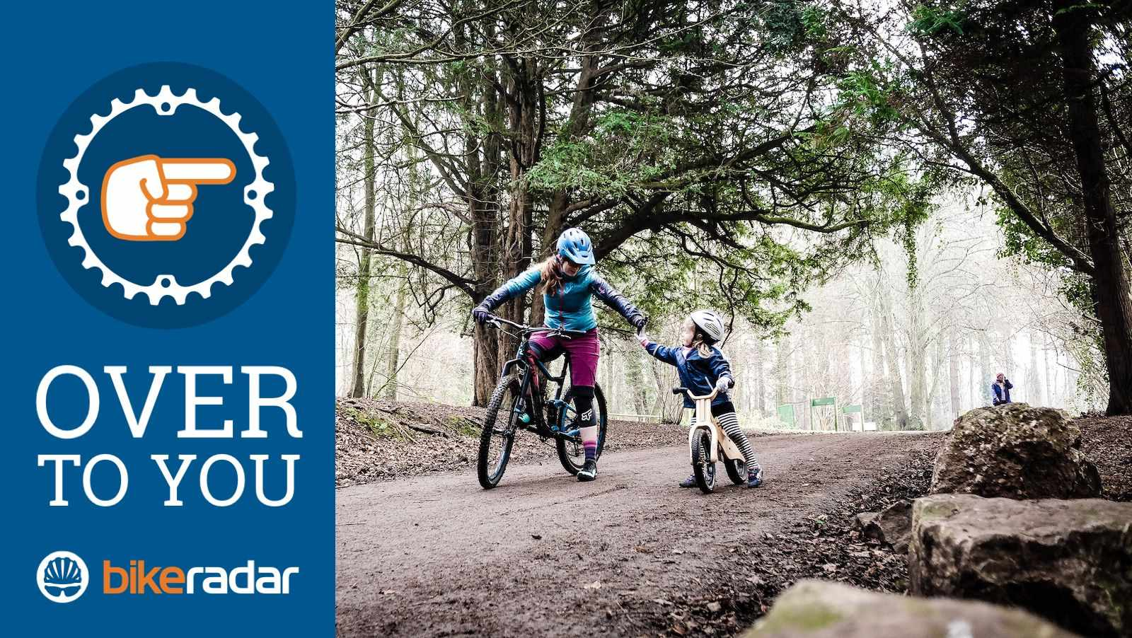 Who will you get into cycling?