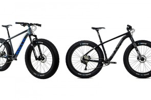 In addition to the plus size rubber, the Voytek can handle 26×4.6in rubber on 70mm rims