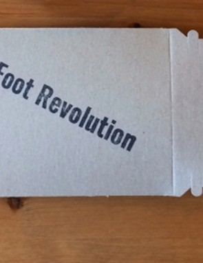 The Foot Revolution brings a different pair of socks to your door every month