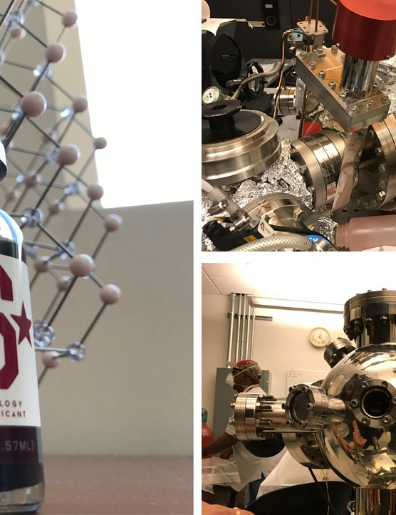 Cycle Star adds laser-formed nanoparticles to its synthetic chain oil