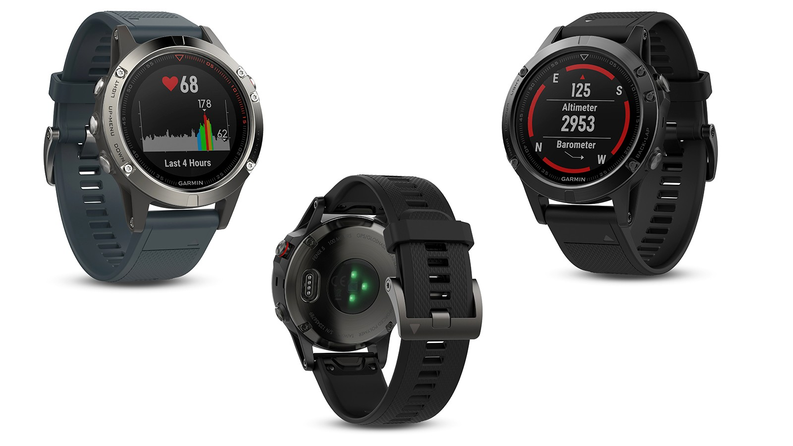 Garmin announces Fenix 5 and new apps from Trek, Gu and more