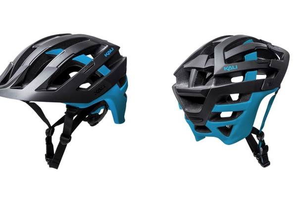 Kali Protectives' newest trail lid the Interceptor is packed full of new safety tech