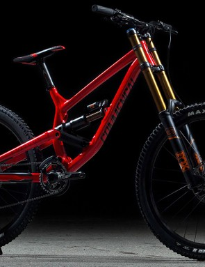 Commencal's Furious is the brand's latest gravity platform