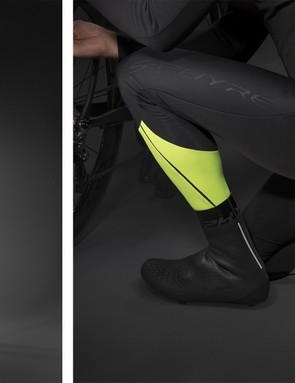 The tights are available with or without a chamios