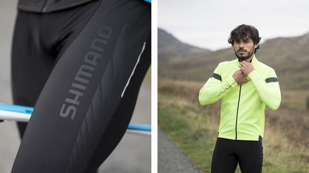 Shimano is seems to be adding quite a bit to it's Performance Range of winter clothing