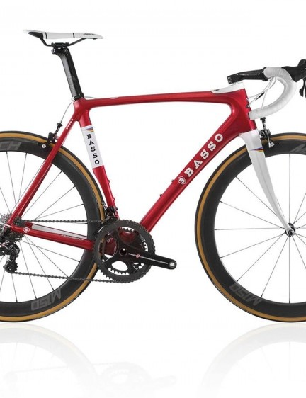 Basso's 40th anniversary Diamante is inspired by the 1982 GAP frame