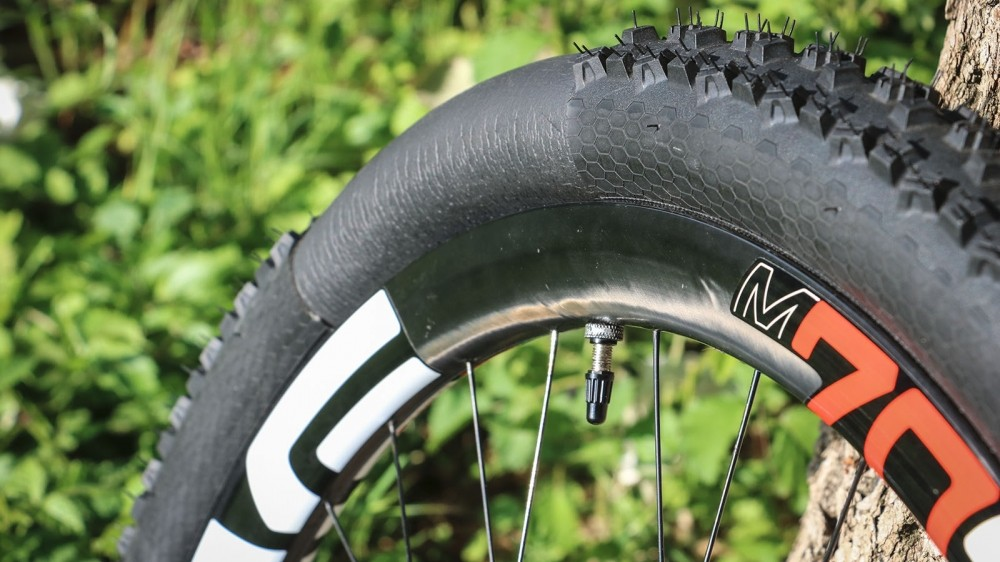Mr Wolf's Banger is an insert for tubeless tires designed to prevent flats and protect your rims