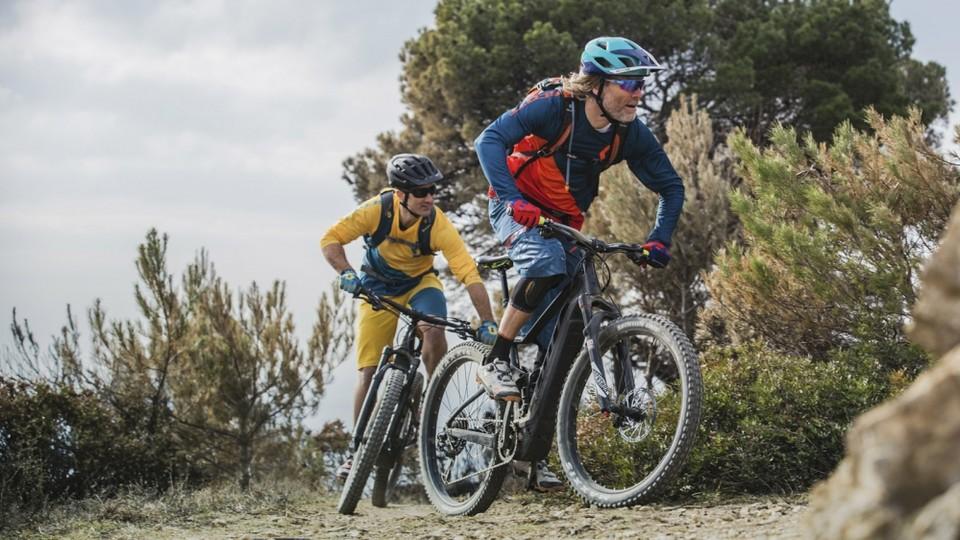 58dc0f9e4d7 Find your flow with Scott's new E-Spark Plus - BikeRadar
