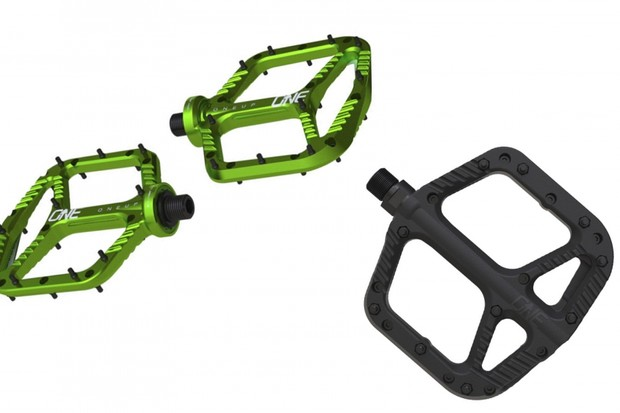 OneUp has added pedals to its repertoire of components