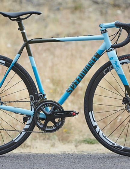 Now you too can own one of Speedvagen's Team Issue CX bikes