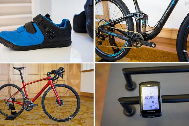 Check out the coolest gear from Giant and Liv's 2018 range