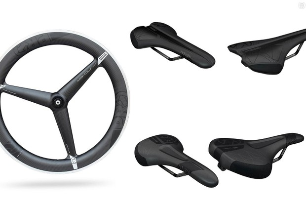 Shimano has released an eclectic mix of products on the first day of Eurobike