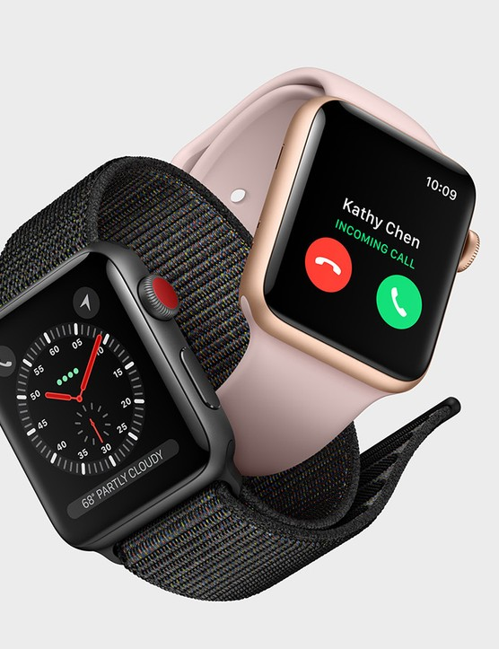 Apple has announced a new Watch Series 3