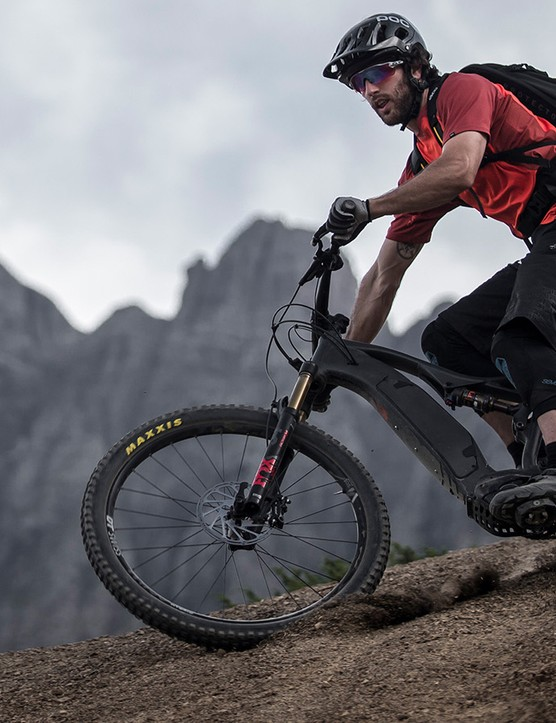 The Wild is Orbea's first eMTB