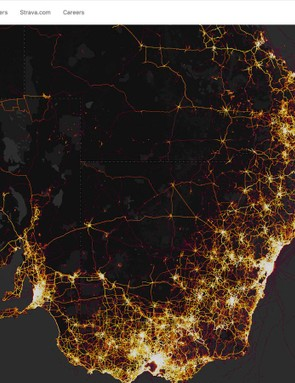 Strava has updated the heatmap with tons of new info