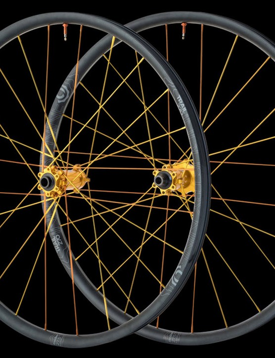 Industry Nine's new Trail270 hubs are said to be wider and stronger than their predecessor