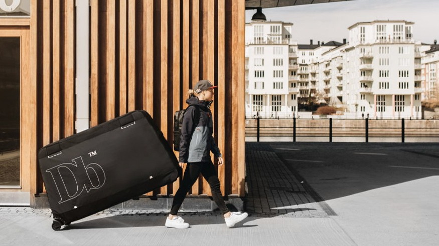 Db's new Savage bike case is claiming to be the ultimate bike travel bag