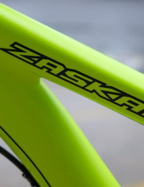 The Zaskar is undoubtedly one of the most popular mountain bikes of all time
