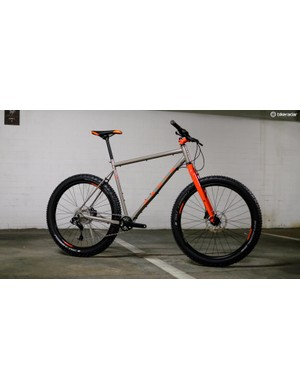 Marin's 2017 Pine Mountain retails for £850 / $1,249, that's a fair bit more expensive than last year's equivalent model