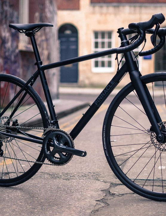 Pinnacle's Dolomite 4 brings new Tiagra and hydraulic discs for £1,100