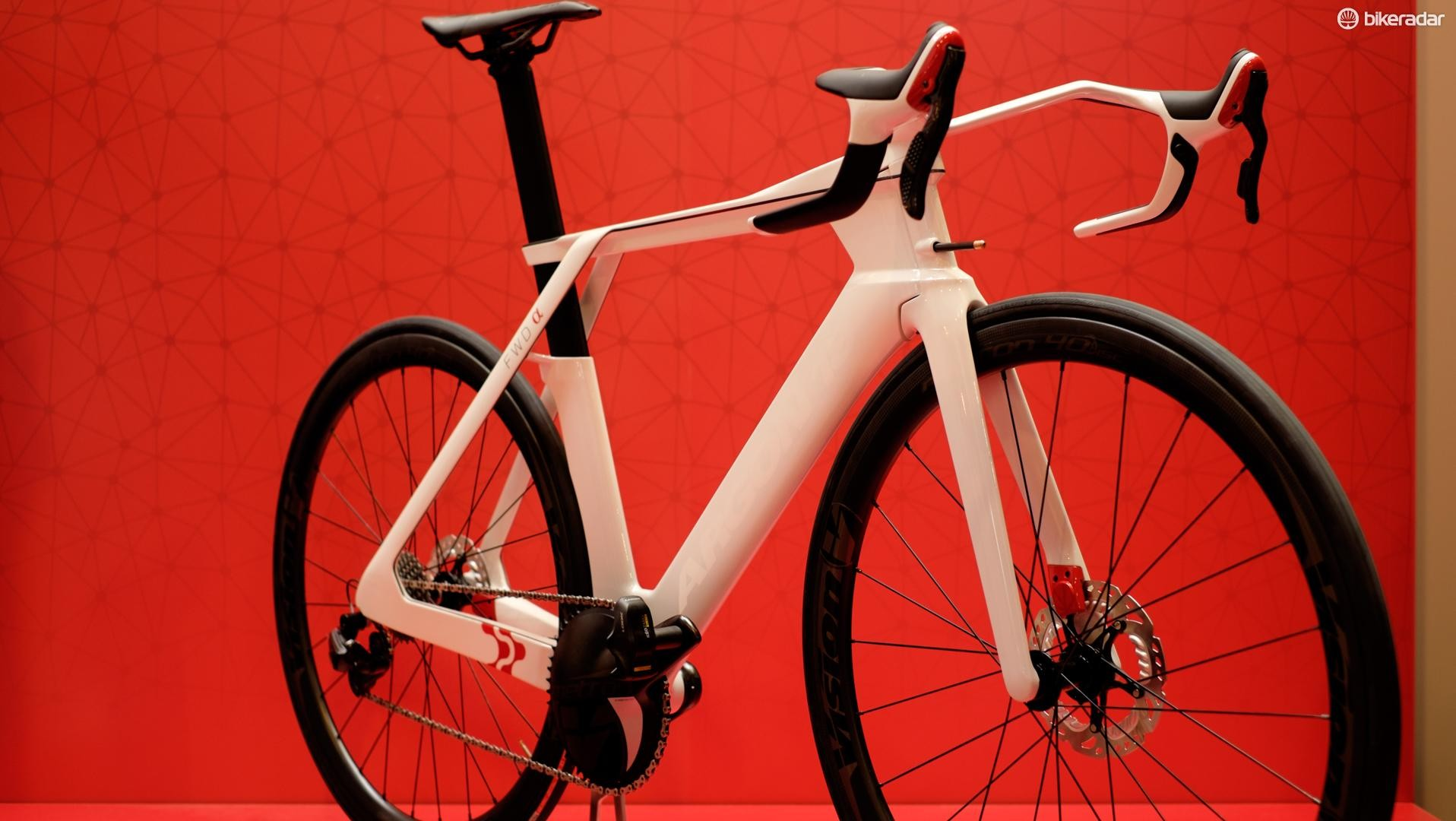 Argon 18's concept bike pulled in a lot of attention at Eurobike 2016, and it's not hard to see why