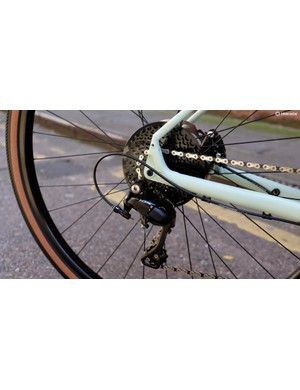 Shimano 105 components are never a bad thing, particularly at this price
