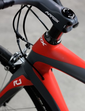 Minds from the automotive and aerospace world have combined to produce Arrox bikes