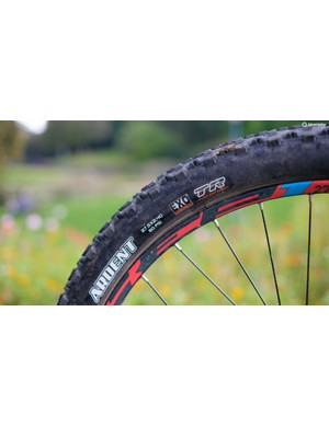 Going tubeless should be easy with this set up