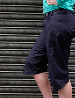 7Mesh's Revo shorts have an interesting leg cut, designed to keep the knees covered when pedalling