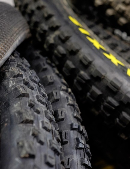 The trouble with rims and tyres