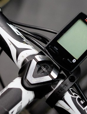 The power of your smartphone in the shell of a cycling computer