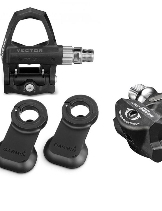 A simple hardware swap brings pedal based power to your Ultegra pedals