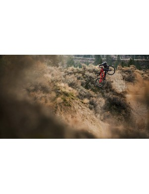 The Furious has been designed to be just as capable on a DH course as it is in the park