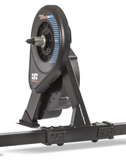 The WhisperDrive Smart sees a 6.5kg / 17.5lb internal flywheel and generates electromagnet resistance