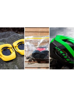 The six things I use on almost every road ride