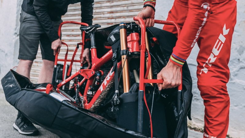 Db claims all bikes are fair game, even big downhill and freeride bikes