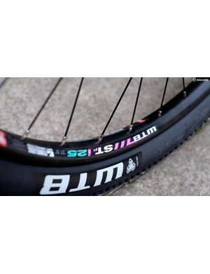 WTB ST i25 rims are tubeless ready and fitted with some quality rubber for the price