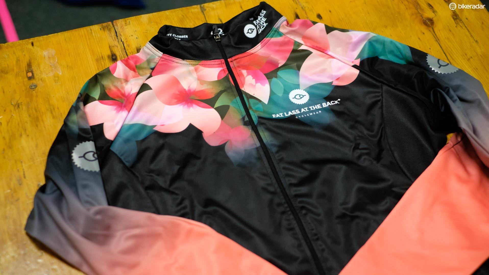 Bright kit for women too
