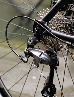 Shimano Ultegra 6800 derailleurs are great to see at this price
