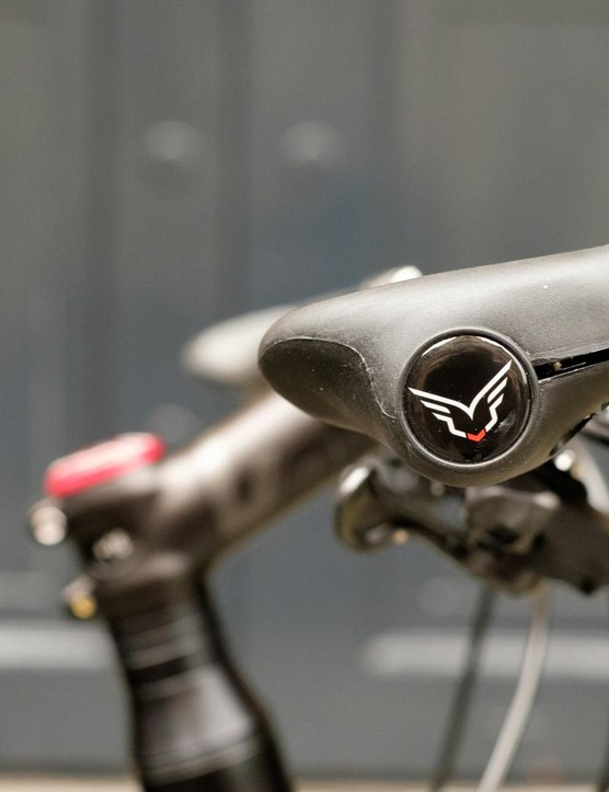 Felt's ergonomic grips won't suit everyone but are easily replaced