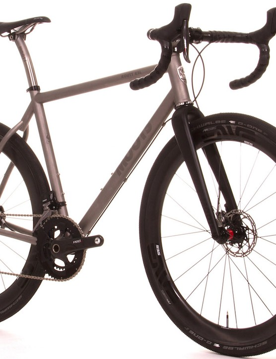 Moots new Routt RSL is an all-road adventure machine