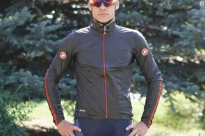 Castelli's Idro is made using Gore's Active with ShakeDry technology fabric