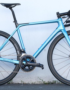 Dare's MR1s DB will soon be tested by BikeRadar
