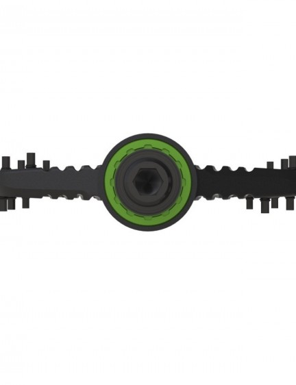 Getting to the bearings should be a breeze given OneUp's cassette tool lock ring system and integrated bearing extractor