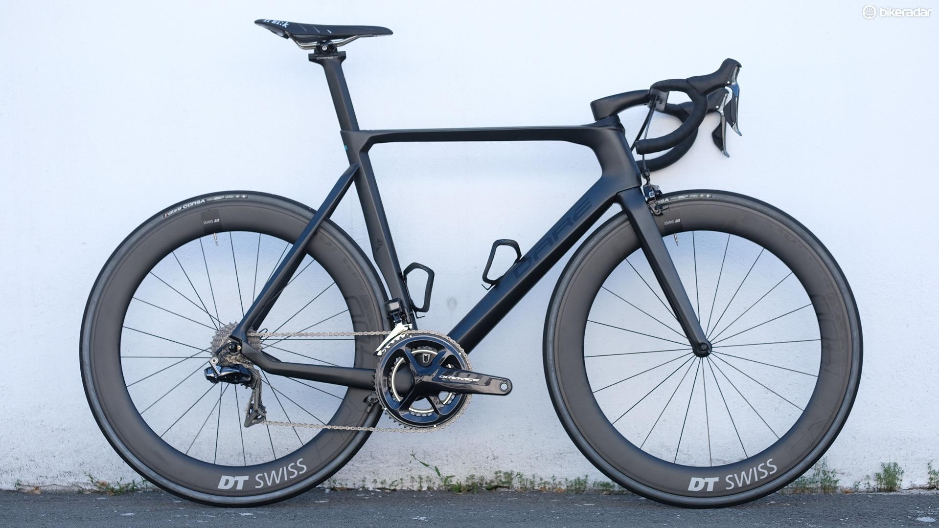 The VSR is Dare's aero bike